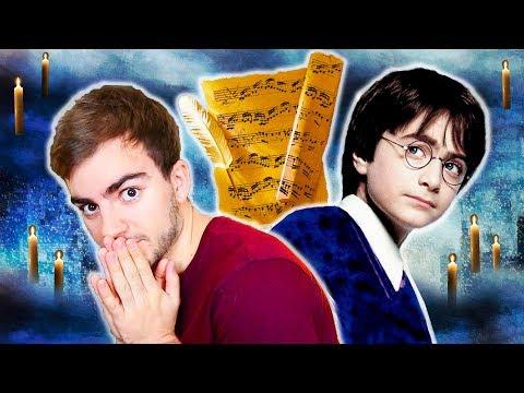 ¿Por qué la música de Harry Potter suena tan MÁGICA?