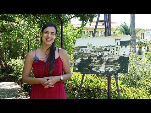 Fotos antigas no Jardim Duque da Terceira - Terceira Dimensão 922