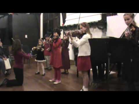 Pixie's violin ensemble #1