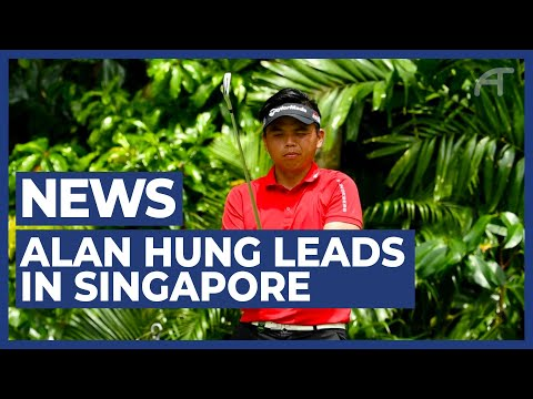 2019 SMBC Singapore Open - Rd 1 highlights