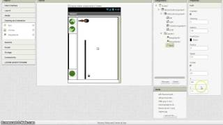 simple side scroll android app game tutorial - app inventor part 1/2