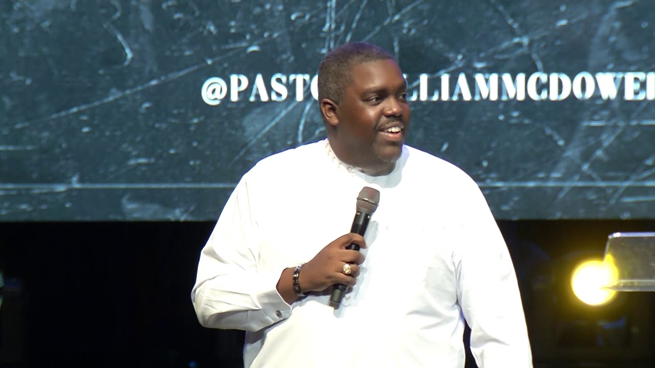 Revival Wednesday | William Mcdowell