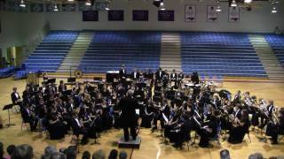 The Charlotte Catholic High School Spring Concert begins with the c...
