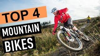 BEST 4: Mountain Bikes 2018