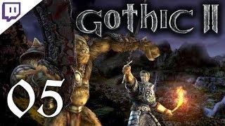 Gothic 2 [VOD, Часть 5] - Вступаем в Ополчение!
