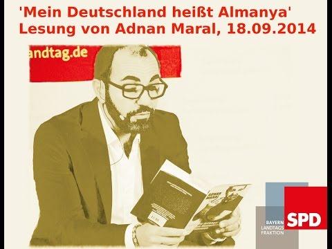 Adnan Maral  Mein Deutschland heißt Almanya  Leseprobe 1