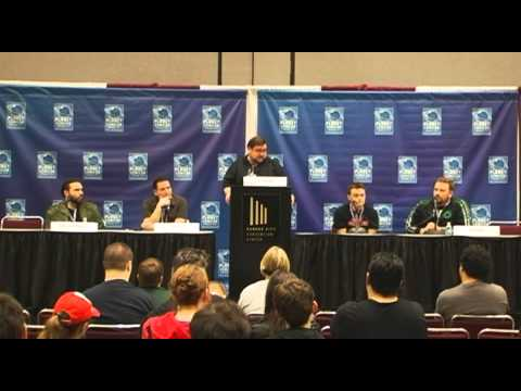 PLANET COMICON 2013 -- Breaking Into Comics