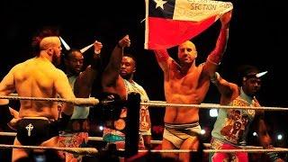 WWE LIVE SANTIAGO SHOW COMPLETO 2016 - WWE EN CHILE! HD #WWESantiago