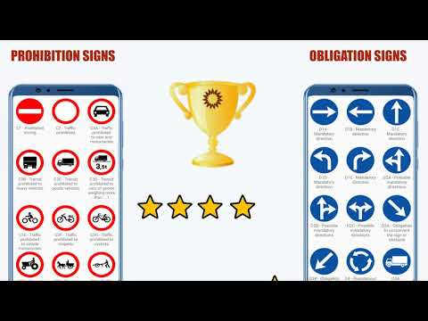 Traffic Signs: Road For Pc - Download For Windows 7,10 and Mac