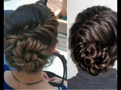 How To | French Fishtail Seashell Braid