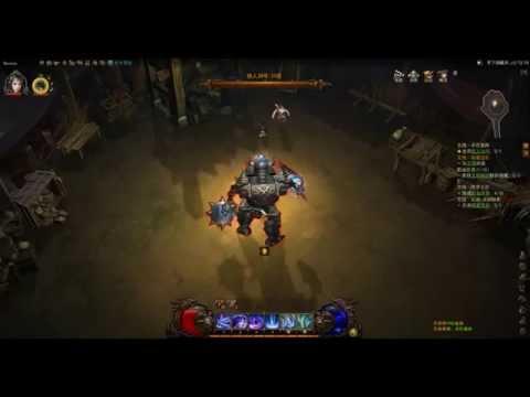 Demon Seals - Assassin - Diablo 3 Clone