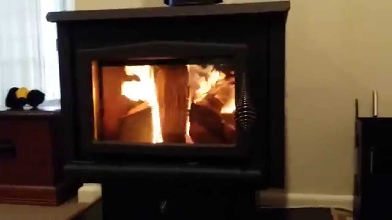 First Fire. Masport Osburn 1600.
