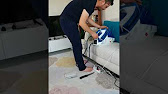 Cleaning anti-calc valve – Steam Iron – Tefal tips - YouTube