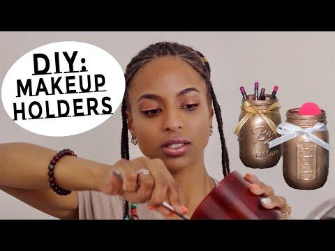 DIY Makeup Holders | Beauty Hack