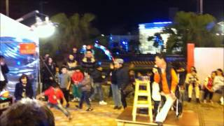 阿吉仔 板凳舞