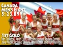 Olympic Rowing Men's Eight Canada GOLD