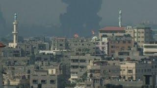 raw 2 shells hit fuel tank at gaza power plant