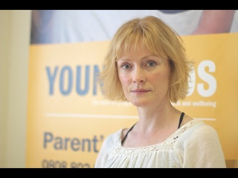 Claire Skinner Save the Parents Helpline | YoungMinds