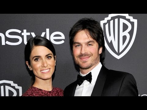 Ian Somerhalder and Nikki Reed are Expecting Their First Baby -- See the Sweet Pic!