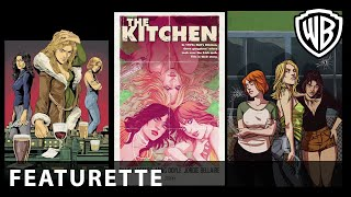THE KITCHEN - A Graphic Translation - Warner Bros. UK