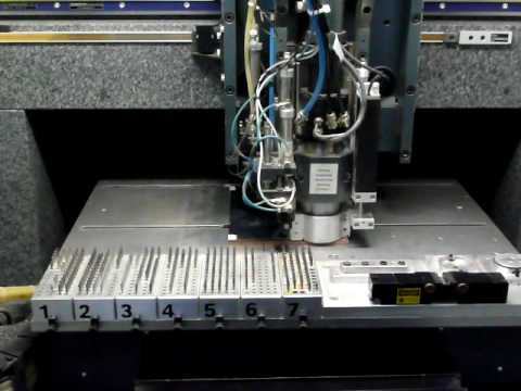 pcb cnc drilling machine
