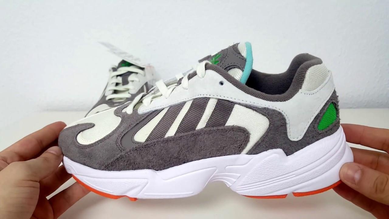 buy online b8c1a 63165 Unboxing Adidas x Solebox Yung 1(Solebox exclusiv) Deutsch German