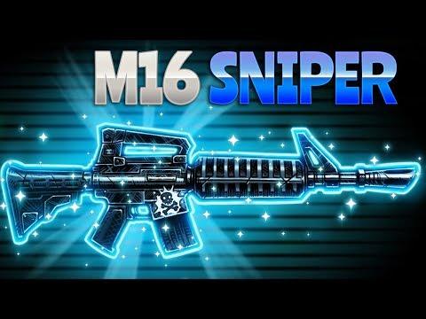 M16 SNIPER (Fortnite Battle Royale)