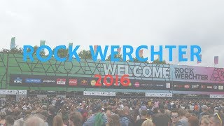 Travelling to Brussels/Rock Werchter 2016
