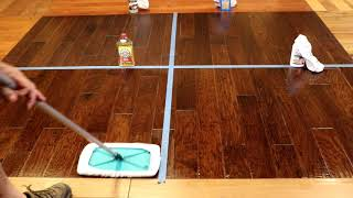 Hardwood Floor Cleaner Shootout