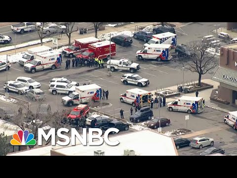 Reported Active Shooter At Grocery Store In Boulder, Colorado | The Beat With Ari Melber | MSNBC