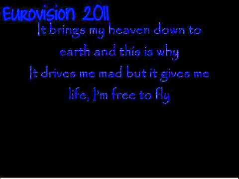 Aurela Gace - Feel the passion lyrics (Eurovision 2011)