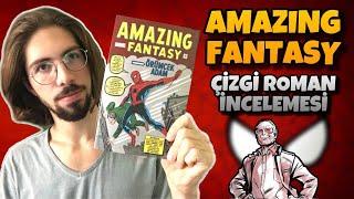 Amazing Fantasy #15 - Çizgi Roman İncelemesi