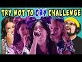 ADULTS REACT TO INTO THE NEW WORLD BALLAD TRY NOT TO CRY mp3