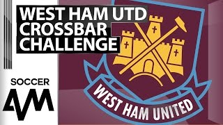 Video Crossbar Challenge - West Ham download MP3, 3GP, MP4, WEBM, AVI, FLV Januari 2018