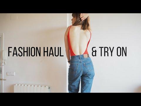 Haul And Try On | Zara, ASOS, Topshop & Motel Rocks | Fashion Et Moi