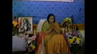 1982-0806 Importance of Dedication and Devotion, Nightingale Lane ashram, London, DP-RAW