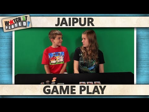 Jaipur - Game Play