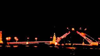 Сводка моста в Санкт-Петербурге