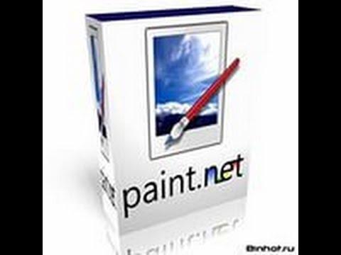 как изменить размер картинки в Paint.NET