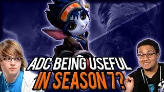 C9 SNEAKY | ADC USEFUL IN SEASON 7? | TRISTANA CARRY