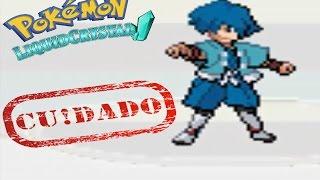 Pokemon Liquid Crystal Hardlocke Ep.3 - CUIDADO CON LOS TIPO VOLADOR