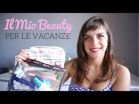 Il mio Beauty Per Le Vacanze | Travel Essential