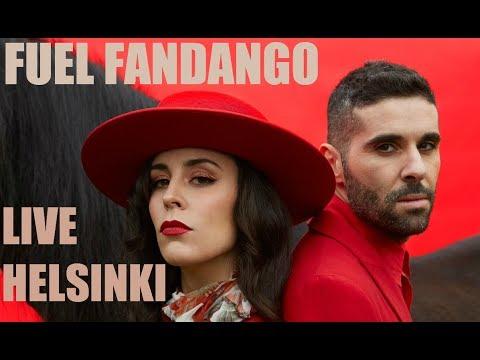 FUEL FANDANGO - LIVE IN HELSINKI (FULL CONCERT)
