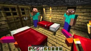 'Mi casa es segura' | Minecraft | Con AlexBY11 y Willyrex