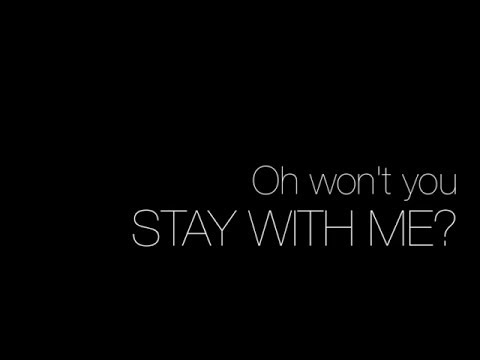 Stay With Me Sam Smith Lyrics + MP3 Download
