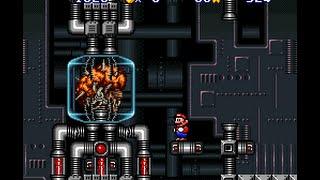 Super Metroid Mario