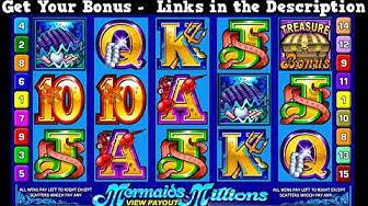 Free Mermaids Millions Slot Machine - No Registration No Download - Best Casino Slots