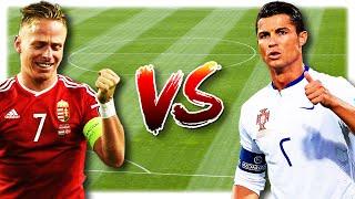MAGYARORSZÁG - PORTUGÁLIA 🐧 Foci EB 2016 Mérkőzés [FIFA]