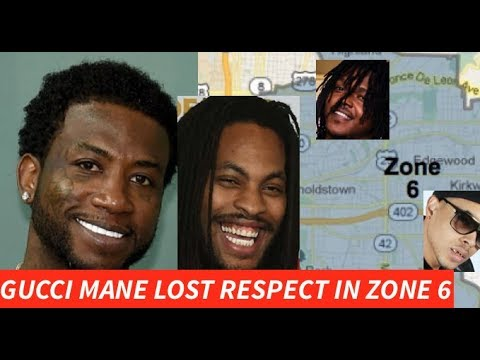 Gucci Mane LOST ALL RESPECT In Zone 6 Atlanta? Music Career BIGGER Than Ever, Street Cred Low?