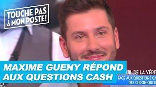 Maxime Guény face aux questions cash des chroniqueurs